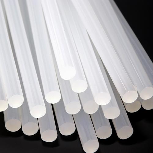 Glue Stick Adhesive Transparent Hot Glue Stick Size