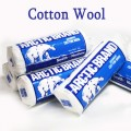 Arctic Brand Cotton Wool.  Specification:  400g per roll.