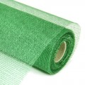 Decor Net - Royale Net.  Color #05 - Green.  Specification: 53cm x 10 yds roll.