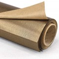 Magic Ribbed Paper - Color#153 Dk. Brown.  Size:  53cm x 78cm (Water Resistance) 70gm. 10's Roll