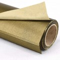 Magic Ribbed Paper - Color#152 Gold.  Size:  53cm x 78cm (Water Resistance) 70gm. 10's Roll