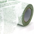 Non Woven Roll - Newsprint.  Color: #170 - Green