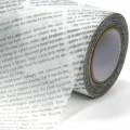 Non Woven Roll - Newsprint.  Color: #171 - Grey