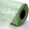 Non Woven Roll - Snow Wrapper. Color #16 - Green