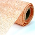 Non Woven Roll - Snow Wrapper. Color #09 - Orange