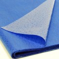 Vel-Tex Flower Wrapper.  Color: #10 - Blue.  Size:  80cm x 60cm.
