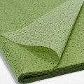 Vel-Tex Flower Wrapper.  Color: #57 - Green.  Size:  80cm x 60cm.