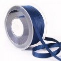 Grosgain Plain Ribbon - 9mm.  Color #365 - Lt. Navy.  Length:  50 Yards Spool