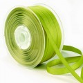 Grosgain Plain Ribbon - 9mm.  Color #548 - Kiwi.  Length:  50 Yards Spool