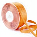 Grosgain Plain Ribbon - 9mm.  Color #690 - Old Gold.  Length:  50 Yards Spool