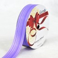 PP Ribbon - Fiorenzo™ (Platino Design).  Color #2PL105-3 - Purple.  Length: 30mm x 50yds Roll