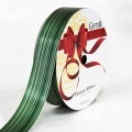 PP Ribbon - Fiorenzo™ (Platino Design).  Color #2PL105-4 - Green.  Length: 30mm x 50yds Roll