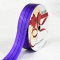 PP Ribbon - Fiorenzo™ (Platino Design).  Color #2PL105-8 - Dk. Purple.  Length: 30mm x 50yds Roll