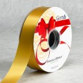 PP Ribbon - Fiorenzo™ Plain Color #S06 - Gold.  Length: 38mm x 50yds Roll