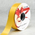 PP Ribbon - Fiorenzo™ Plain Color #S24 - Yellow.  Length: 38mm x 50yds Roll