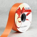 PP Ribbon - Fiorenzo™ Plain Color #S33 - Orange.  Length: 38mm x 100yds Roll