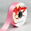 PP Ribbon - Fiorenzo™ Plain Color #S44 - Pink.  Length: 38mm x 50yds Roll