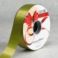 PP Ribbon - Fiorenzo™ Plain Color #S57 - Moss.  Length: 38mm x 100yds Roll