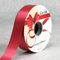 PP Ribbon - Fiorenzo™ Plain Color #S63 - Red.  Length: 38mm x 100yds Roll