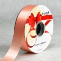 PP Ribbon - Fiorenzo™ Plain Color #S65 - Peach.  Length: 38mm x 100yds Roll