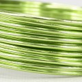 Aluminium Wire - Color:  Mint (2mm x 5m Length).