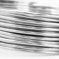 Aluminium Wire - Color:  Silver (2mm x 5m Length).