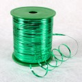 Metallic Twist Tie Wire - Color #15 - Green.  Pack in Spool of 4mm x 500yds.